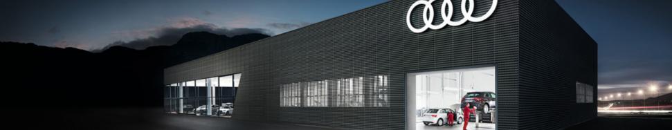 Solicita Cita Previa En Los Talleres Audi De Audi Retail Madrid En