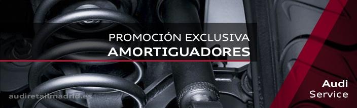 Campaña Especial del 25% dto. en Amortiguadores