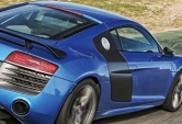 Audi R8 V10 Plus Exclusive Edition: espectáculo faros láser