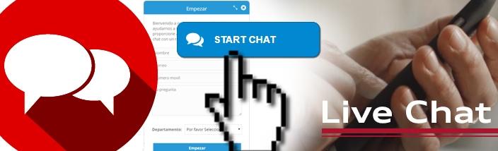 Live Chat, un nuevo canal de comunicación a tu servicio.