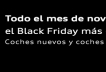 Black Friday Audi Madrid