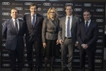 Audi Retail Madrid presenta su nuevo Audi Center Madrid Norte Imágen 53